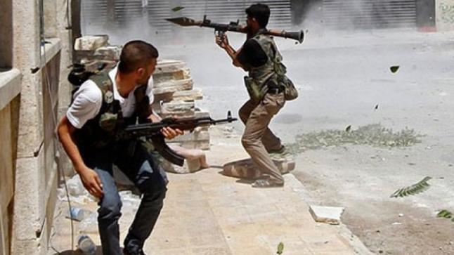 المعارضة المسلحة تتقدم في حي المنشية جنوب سوريا