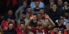 ليفربول الإنجليزي يتصدر فرق مجموعته بفوز صعب على باريس سان جيرمان الفرنسي
