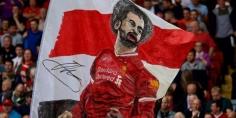النجم المصري محمد صلاح يقود فريق ليفربول لتحقيق ثاني فوز له في الدوري الإنجليزي
