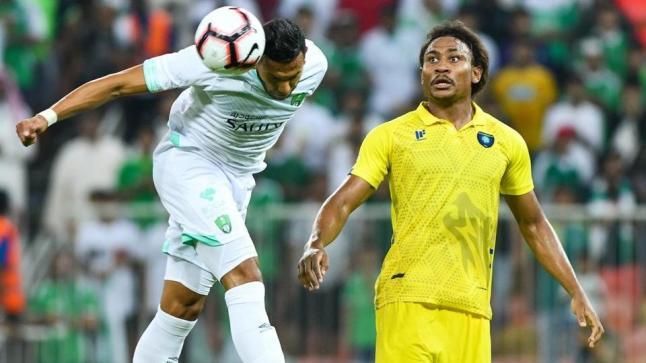 فريق التعاون يحرم فريق أهلي جدة من إحراز الفوز في أولى مبارياته بالدوري السعودي
