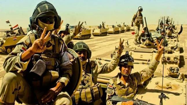 إشتباكات في الجانب الغربي من الموصل ومصرع مفتي تنظيم الدولة الإسلامية