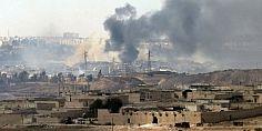 غارات جديدة على أحياء دمشق قبل يوم من إتفاق أستانا لخفض التصعيد في سوريا