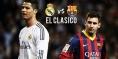 مباراة ريال مدريد وبرشلونة اليوم في إياب البطولة الاسبانية 2017 بغياب النجم كريستيانو عن الموقعة التاريخية