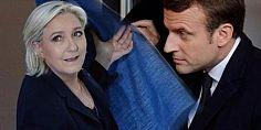مرشحي الإنتخابات الفرنسية يحشدون الدعم الشعبي  قبل يومين من موعد التصويت في الدور الثاني من الإنتخابات