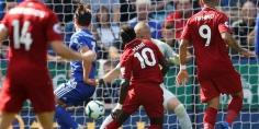 فريق ليفربول الإنجليزي يعبر بوابة ليسترسيتي وينتزع صدارة الدوري الإنجليزي