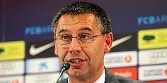 نيمار يتسبب في أزمة لرئيس نادي برشلونة بارتوميو