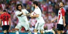 إسكو ينتزع التعادل لريال مدريد خلال مباراة أتليتك بلباو ضمن منافسات الدوري الإسباني