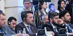 المعارضة السورية ترفض إيران كطرفاً رئيسياً في محادثات أستانا