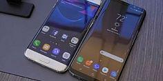 فرق السرعات بين هاتفي إس 7 إيدج وإس 8