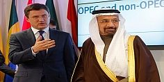 تمديد الإتفاق السعودي الروسي لخفض إنتاج النفط إلى 2018