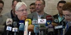 مبعوث الأمم المتحدة الخاص إلى اليمن يغادر صنعاء دون الإدلاء بأي تصريحات صحفية