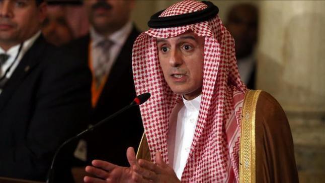 وزير الخارجية السعودي يطالب بردع إيران كي تستقر منطقة الشرق الأوسط