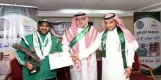 رباع المنتخب السعودي للاحتياجات الخاصة خالد الناجم يحصل مركز متقدم في بطولة آسيا