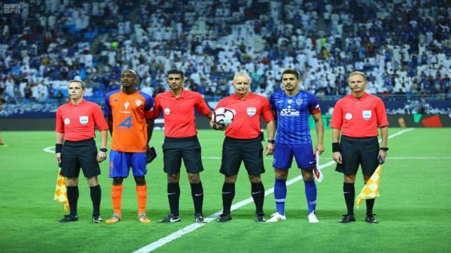 الهلال السعودي يحصد أول فوز في رحلة الاحتفاظ ببطولة الدوري السعودي للمحترفين