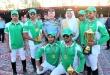 السفير السعودي بالأردن يتوج فرسان منتخب بلاده الفائزين في بطولة المعسكر التدريبي لالتقاط الأوتاد