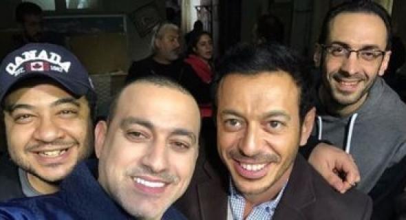 """عائلة مصطفى شعبان في مسلسل """"أبو جبل"""" رمضان 2019"""