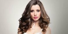 """التونسية سارة التونسى والدة ياسمين صبري في مسلسل """"حكايتى"""""""