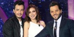 بعد إعلانهم لزواجهم.. أنغام وأحمد إبراهيم يظهران للمرة الأولى مع نيشان