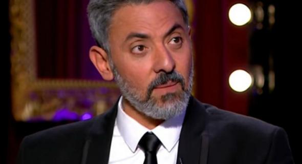 """فتحي عبد الوهاب تاجر مخدرات في مسلسل """"لمس أكتاف"""""""