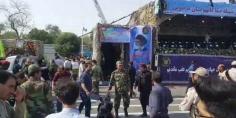 مقتل وإصابة العشرات في هجوم مسلح استهدف عرضا عسكريا في الأهواز الإيرانية