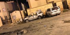 شظايا صاروخ حوثي تصيب 37 مواطنا بالمملكة وتلحق أضرارا بعدد من السيارات والمباني