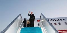 أردوغان يتوجه إلى إيران للمشاركة في القمة الثلاثية المتعلقة بالأوضاع في سوريا