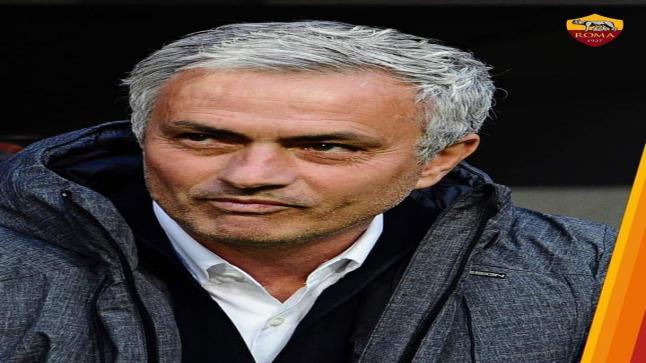 رسميًا جوزيه مورينيو مدربًا لروما الإيطالي في موسم 2021/2022