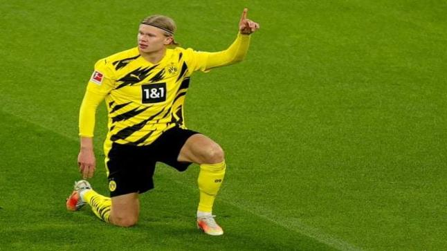 الرئيس التنفيذي لدورتموند يرد على رايولارويؤكد استمرار هالاند في صفوف الفريق الألماني الموسم المقبل