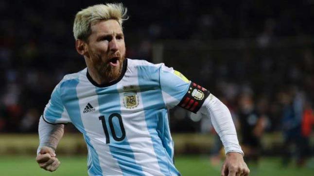 المنتخب الأرجنتيني يخوض الدورة الرباعية في السعودية بدون مشاركة ميسي
